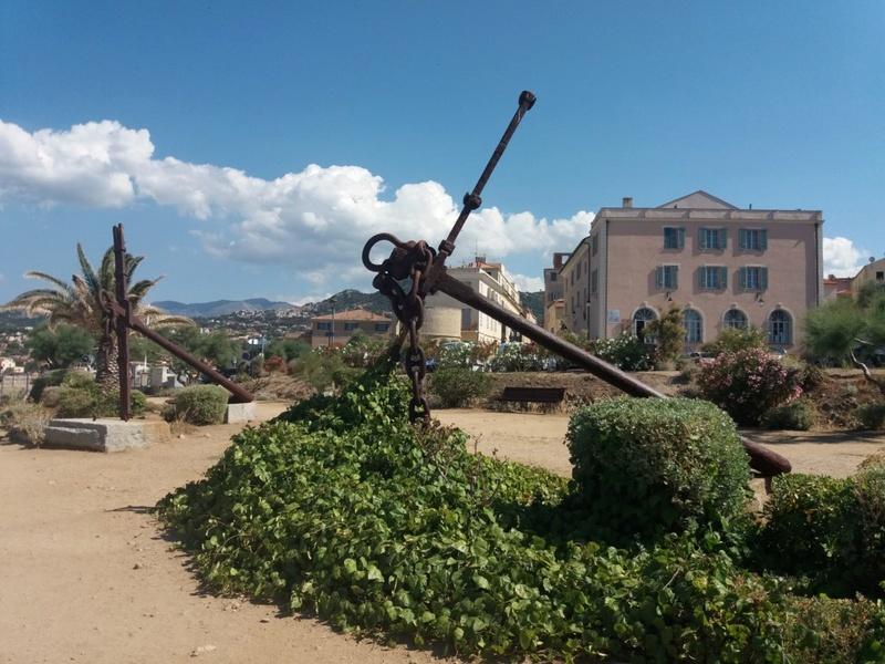 [Autres voyages/France] un bonjour de Corse 20170613