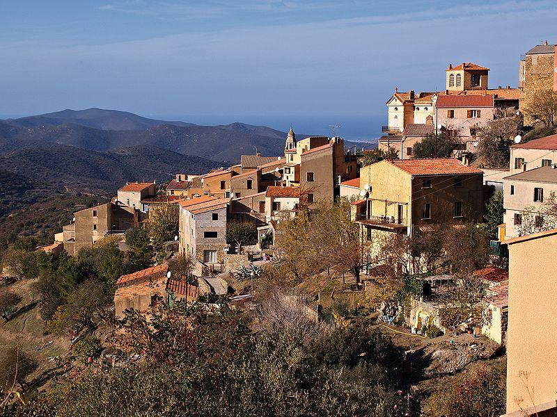 [Autres voyages/France] un bonjour de Corse Novell10