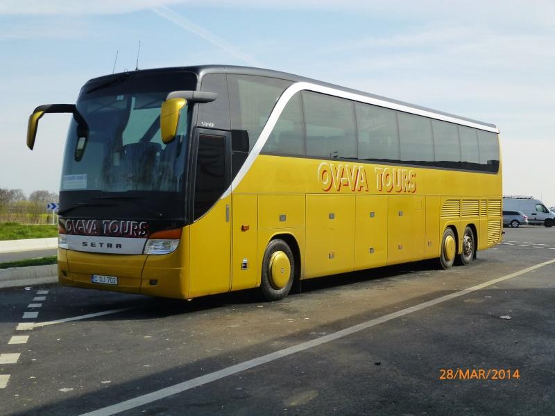 OV-VA TOURS   (Moldavie) Papy_549