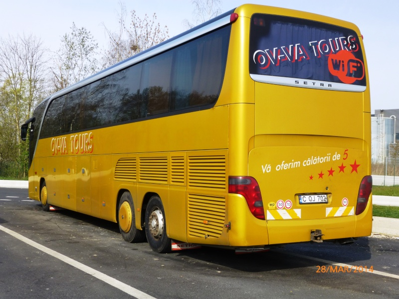 OV-VA TOURS   (Moldavie) Papy_550