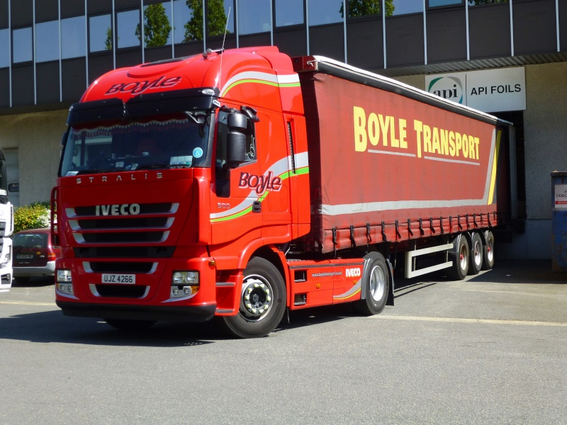 Boyle Transport (Camlough) Papy_583