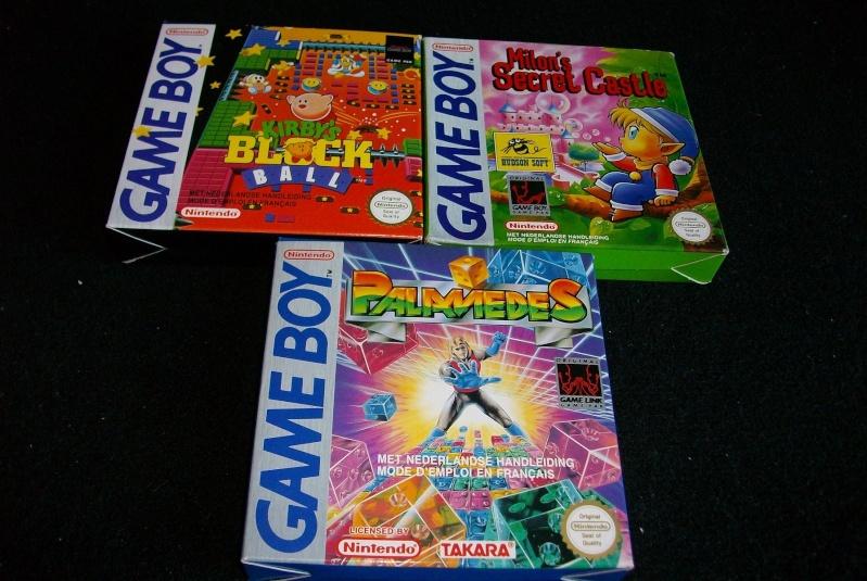 La collec de Chugg prochain arrêt Full Set NES puis GB et enfin SNES Imgp3010
