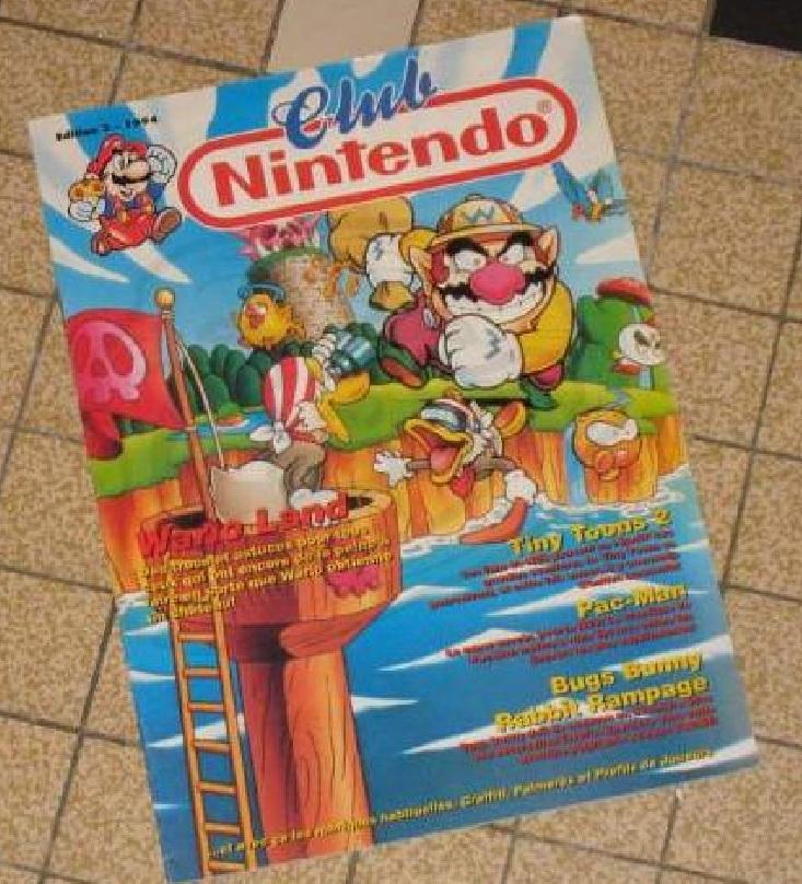 Club Nintendo magazines Sans_t10