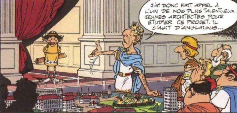 Astérix Le Domaine des Dieux, dessin animée 3D Domain12