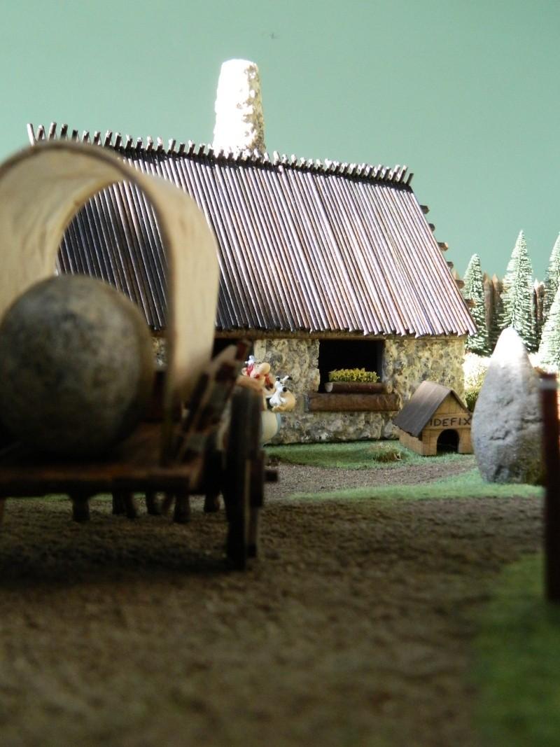 Le Village d'Astérix le Gaulois en maquette au 1/40 - Page 14 Dscn3711
