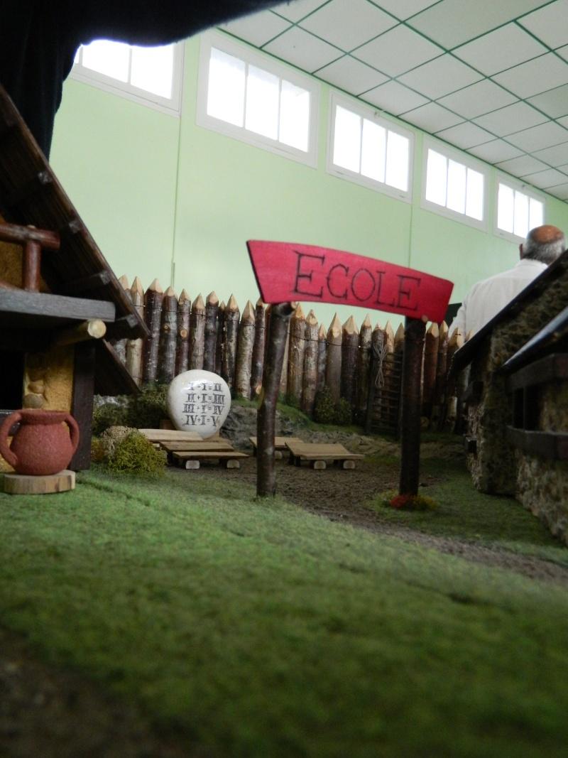 Le Village d'Astérix le Gaulois en maquette au 1/40 - Page 14 Dscn3715