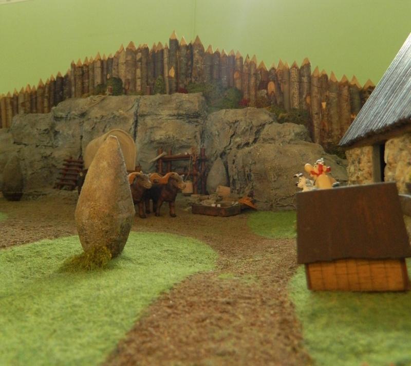 Le Village d'Astérix le Gaulois en maquette au 1/40 - Page 14 Dscn3718