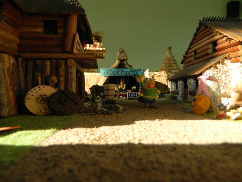 Le Village d'Astérix le Gaulois en maquette au 1/40 - Page 14 Dscn3721