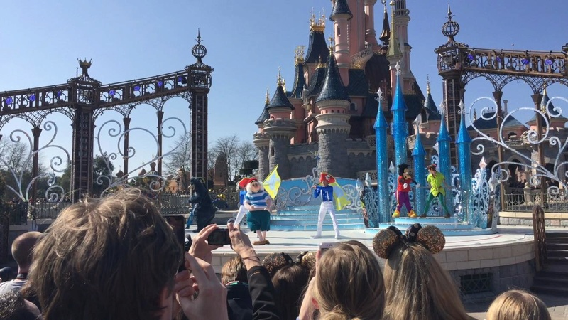 25° Anniversario di Disneyland Paris - Pagina 28 0811