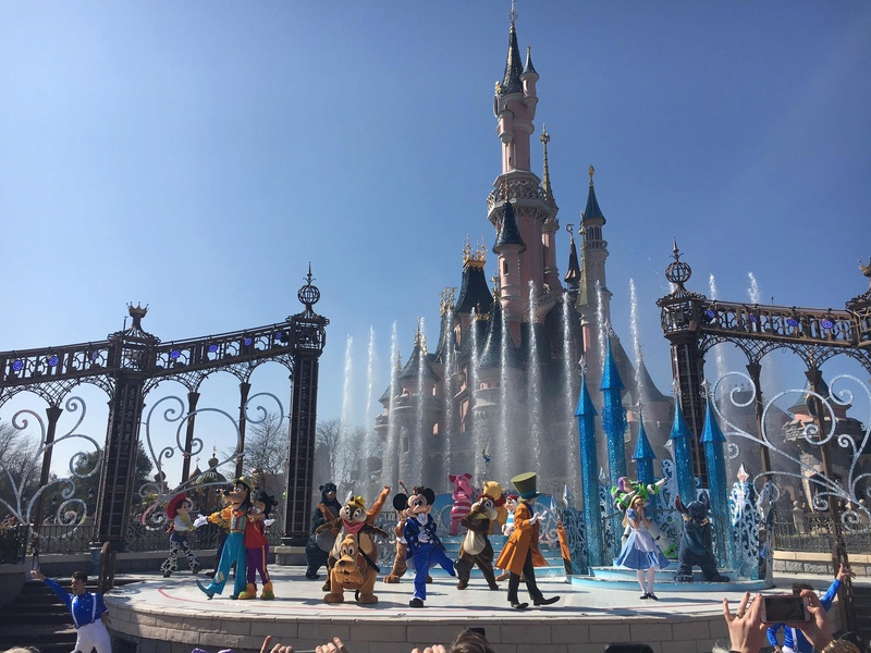 25° Anniversario di Disneyland Paris - Pagina 29 1211