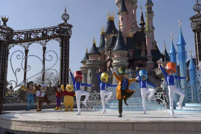 25° Anniversario di Disneyland Paris - Pagina 29 _gua0611