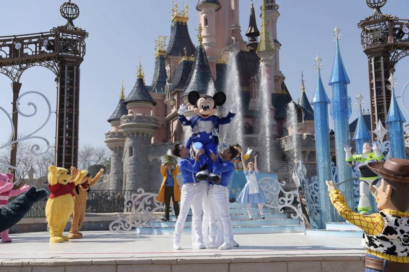 25° Anniversario di Disneyland Paris - Pagina 29 _gua0710