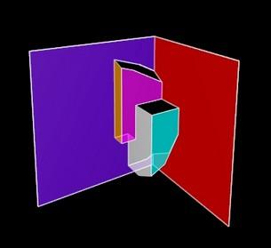 logiciel carte popup : Video N°2 : imbriquer les volumes Jan22012