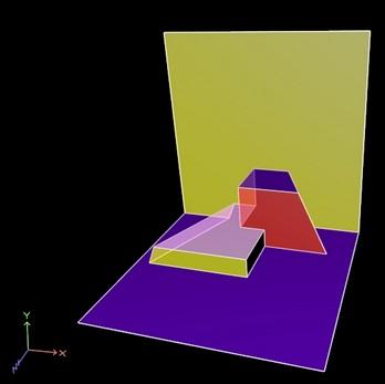 logiciel carte popup : Video N°2 : imbriquer les volumes Jan22013