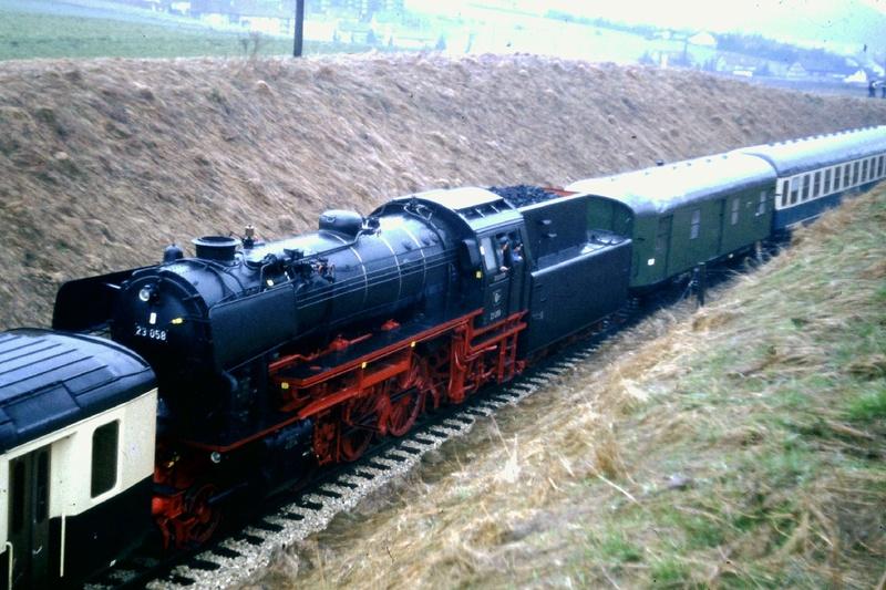 Die BR 23 der DB 2015-010