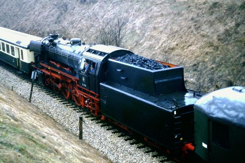 Die BR 23 der DB 2015-011