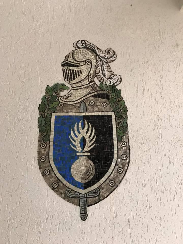 Gendarmerie de Berlin Fresqu13