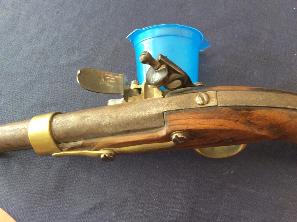 un pistolet  AN XIII Img_0612