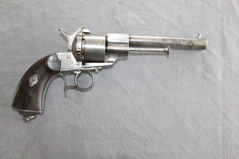 Un revolver 1858 de marine Img_3618