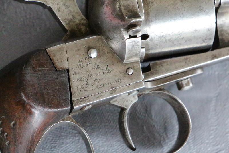 Un revolver 1858 de marine Img_3621