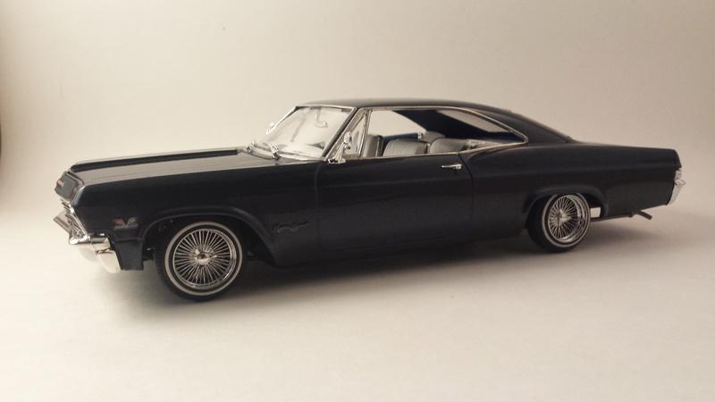 Impala 65 hard top  20170211