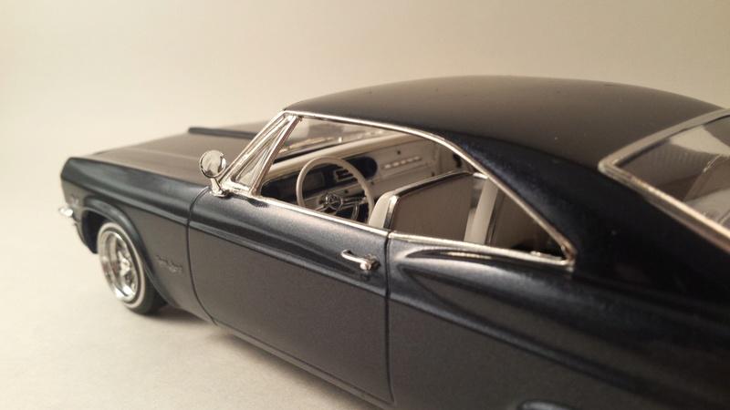 Impala 65 hard top  20170212