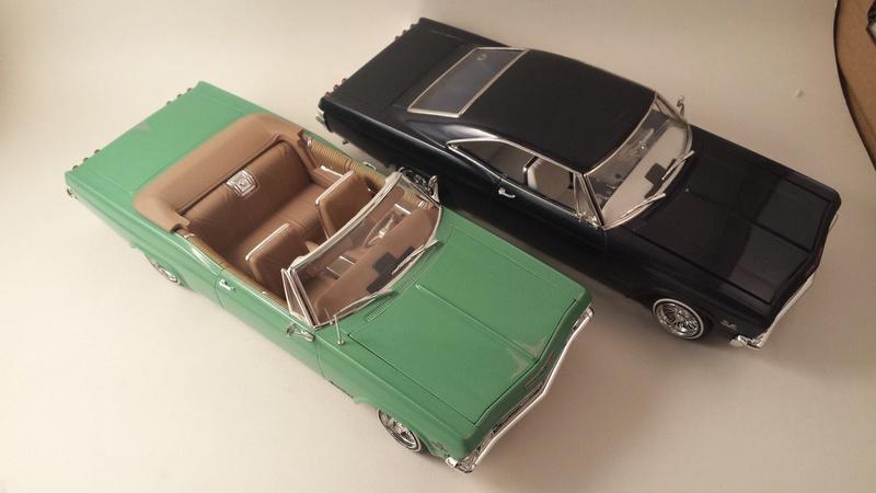 Impala 65 hard top  20170218