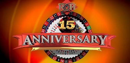 [Résultats] ROH 15th Anniversary du 10/03/2017 15anni10