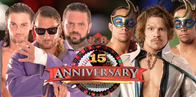 ROH 15th Anniversary du 10/03/2017 15anni11