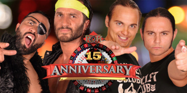 ROH 15th Anniversary du 10/03/2017 15anni12