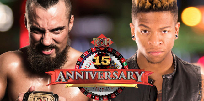 ROH 15th Anniversary du 10/03/2017 15than10