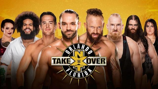 NXT TakeOver : Orlando du 1/04/2017 20170317