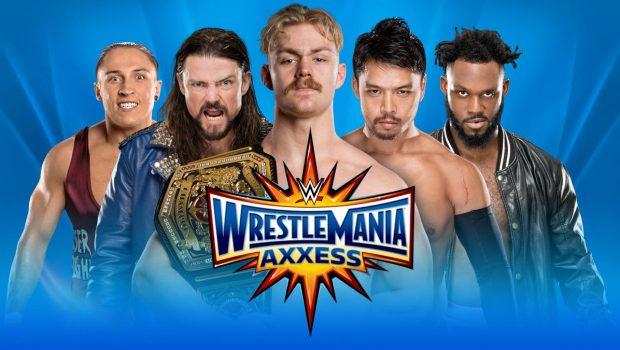 [Compétition] Les lutteurs anglais à l'honneur lors du Wrestleania Axxess Axxess10