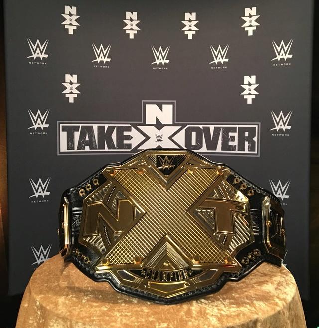 [Compétition] La WWE dévoile de nouvelles ceintures de champions pour NXT C8ycff10