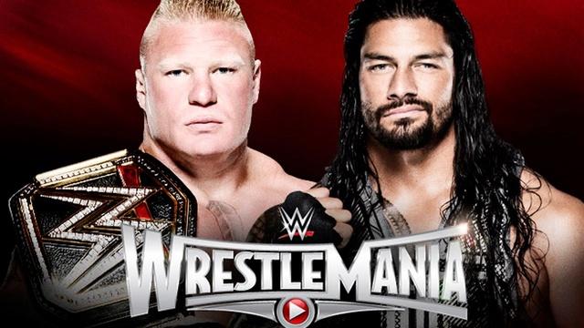 [Rumeurs] Le Main Event de Wrestlemania 34 déjà décidé ? Maxres11