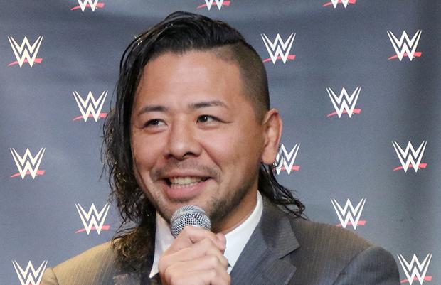 [Rumeurs] Nakamura aurait pu commencer à Wrestlemania Servei10