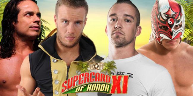 ROH SuperCard of Honor XI du 01/04/2017 Superc12