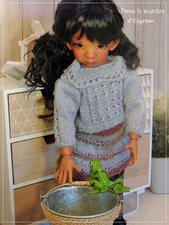 Les Kaye Wiggs d'Esyram  ! La maison de poupées ! fin page 4 - Page 4 007_la14