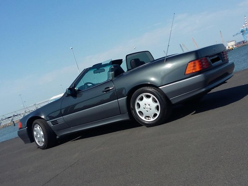La W126 300 SEL ECE 1989 de Syl20 20160710