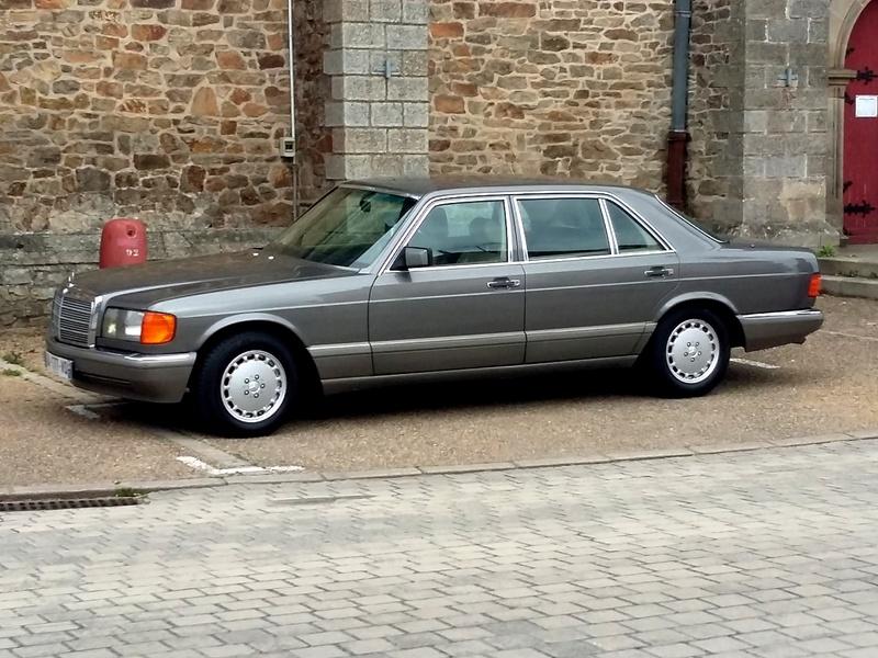 La W126 300 SEL ECE 1989 de Syl20 20170311