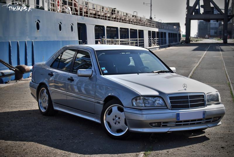 La W126 300 SEL ECE 1989 de Syl20 Dsc84510