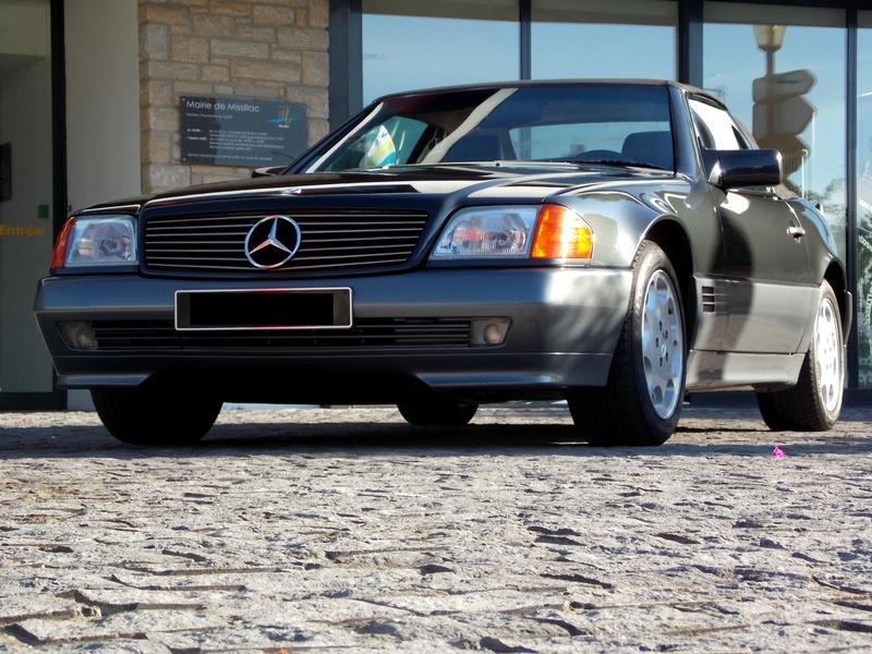 La W126 300 SEL ECE 1989 de Syl20 Dscn3510