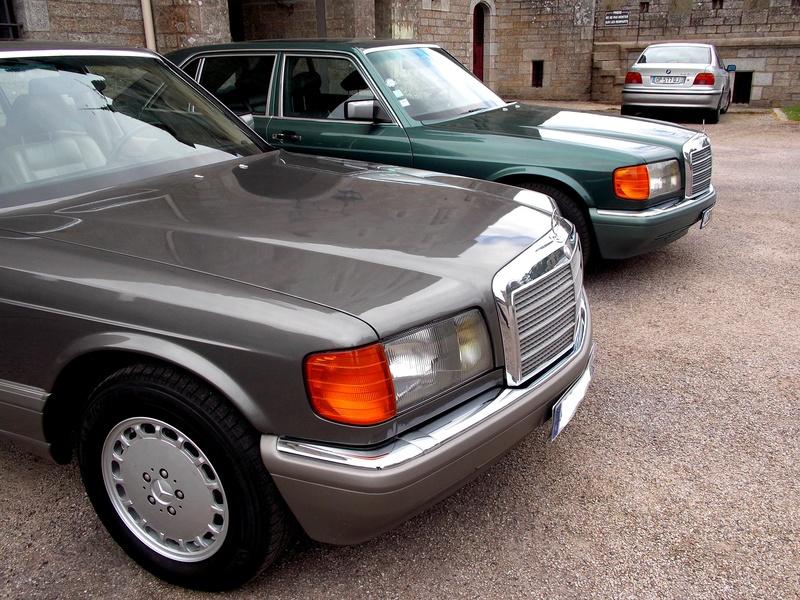 La W126 300 SEL ECE 1989 de Syl20 Dscn5110