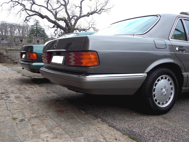 La W126 300 SEL ECE 1989 de Syl20 Dscn5111