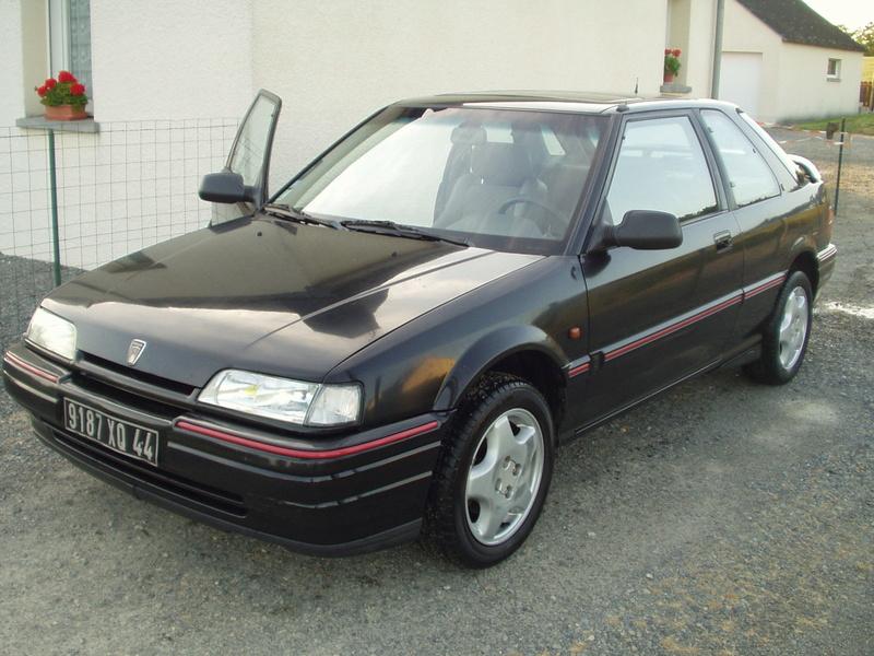 La W126 300 SEL ECE 1989 de Syl20 P1010010