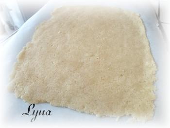 Pâte à choux avec croustillant (streusel) Croust19