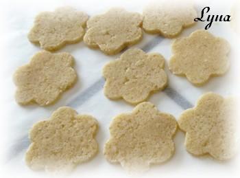 Pâte à choux avec croustillant (streusel) Croust20