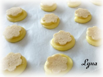 Pâte à choux avec croustillant (streusel) Croust21
