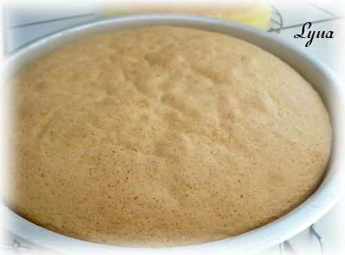 Torte étagée au fromage et à l'érable Ganois10