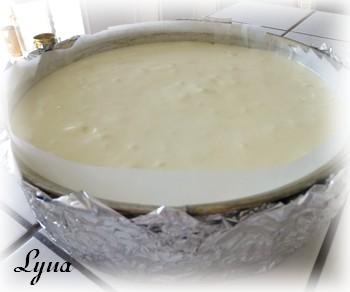Gâteau au fromage Japonais Gateau31